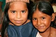 Kinderen in Peru